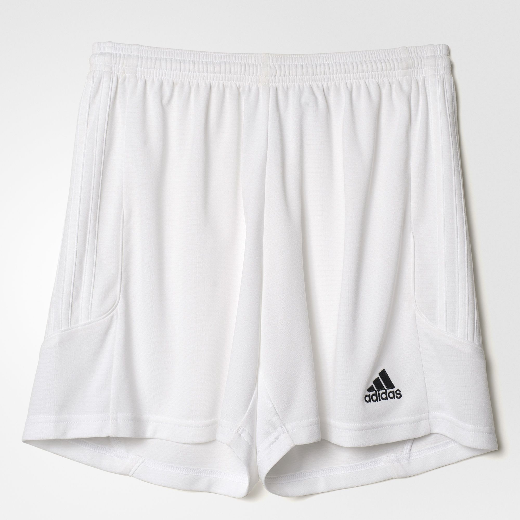 Sweat doesn't score the points, and the women's adidas Squadra 13 Shorts are made to help you stay dry so you can put the ball past the post. The soccer shorts are made with sweat-wicking climalite® fabric and feature a women's-specific cut.