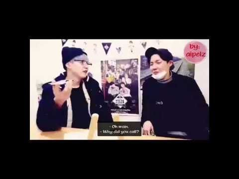 [ENG] 160309 - Suga birthday surprise  (Yoonmin moment cut) -- I FVCKING LOVE THIS!! FVCK TOO MUCH FEELS! TTuTT