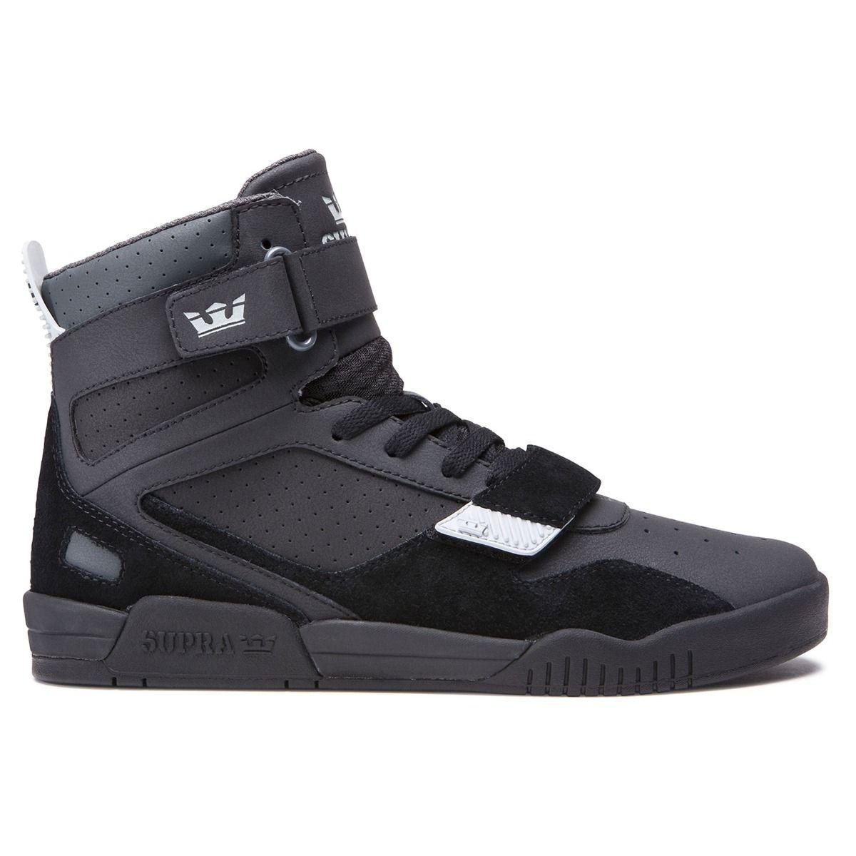 Supra Breaker Shoes - Black / Light