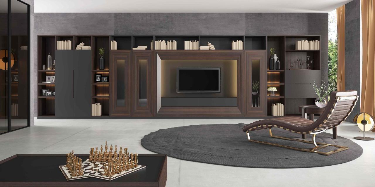 Modern yeni tv unite modelleri 7 - Petra Tv Nitesi Design Designer Tasar M Macitler Mobilya Modoko