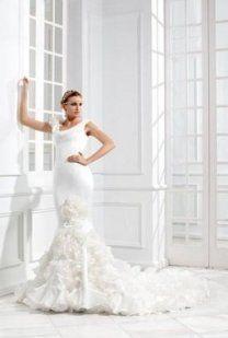 77787861 5 claves para un look de novia flamenco   Preparar tu boda es facilisimo.com