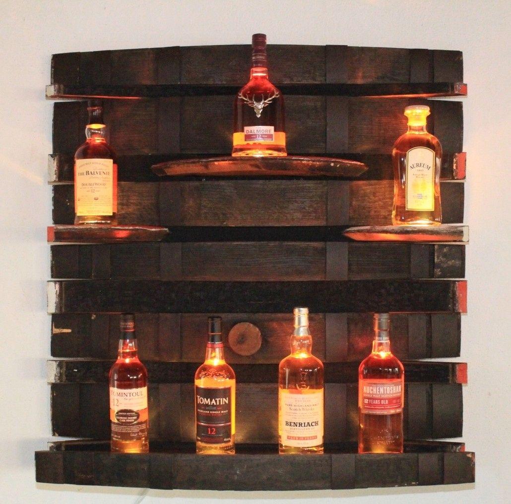 13 Nutzlich Galerie Von Whiskey Regal Bauen Flaschen Regal Whisky Regal Flaschenregal