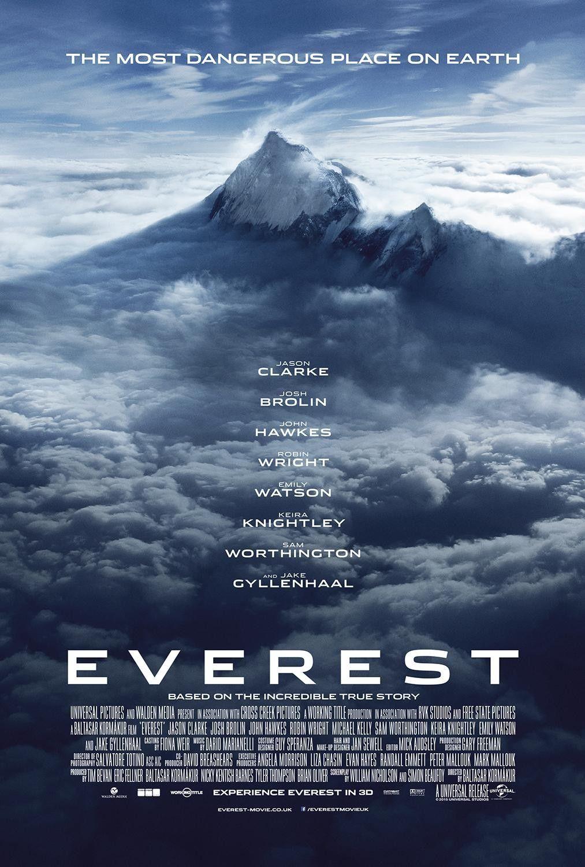 Everest Extra Large Movie Poster Image Internet Movie Poster Awards Gallery Pelis Online Ver Peliculas Ver Peliculas Gratis