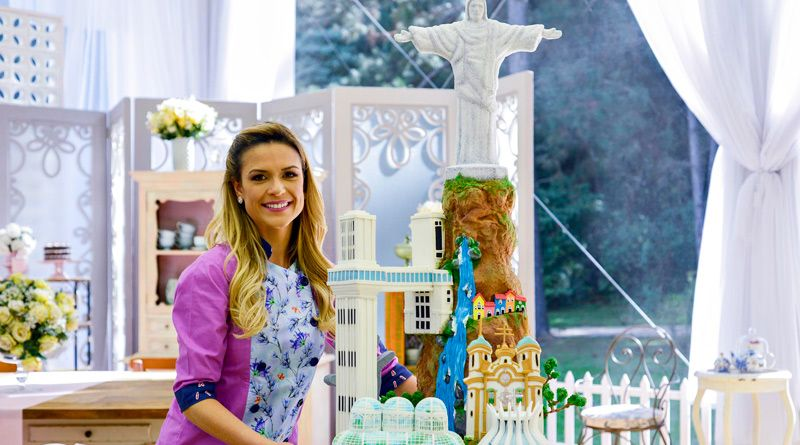 Bake Off Brasil Deste Sabado Exalta Belezas Do Pais Na Prova Criativa Beleza Brasil E Criatividade