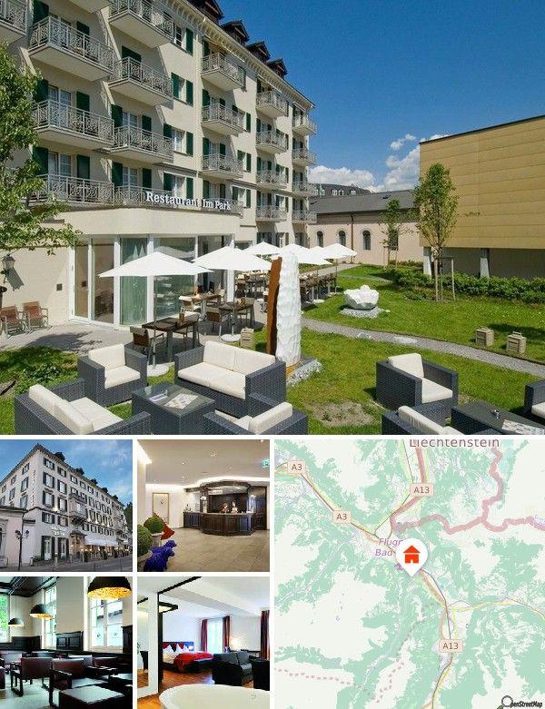 Bad Ragaz se trouve à 900 m et la gare de la ville est à 1 km. L'hôtel est directement relié au spa de Bad Ragaz, à seulement quelques minutes du café national, le Thömsn. Il y a un arrêt de bus en face du bureau de poste, à deux pas de l'hôtel, tandis que l'aéroport de Zurich est à 106 km.
