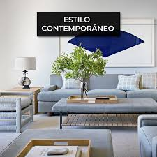 Decoracion Estilo Contemporaneo