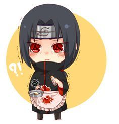 Oh, itachi... my heart just melted
