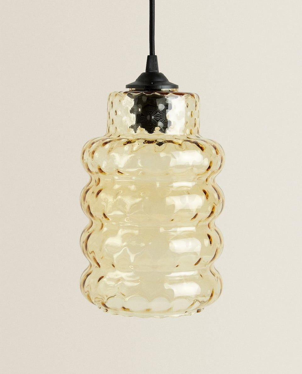 Collection New In Zara Home United States Of America In 2020 Glass Lamp Lamp Zara Home