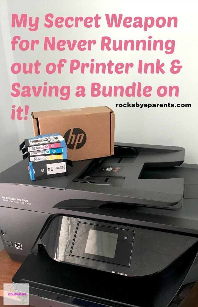 Hp Instant Ink Review How To Always Have Ink On Hand And Save On It