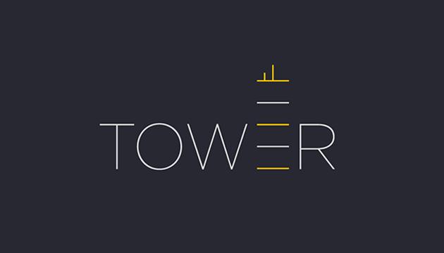 Tower logo | Logo Inspiration