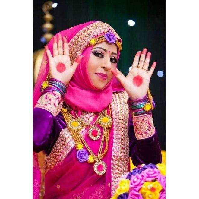 Pin by ♥️ SyEdA inShA ZaHrA ♥️ on Girl HiJaB DpZ | Bridal