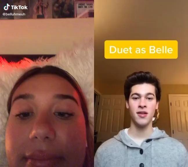 Duet Tiktoks For Practice Tiktok Singing Youtube Duet Singing Videos Cool Music Videos