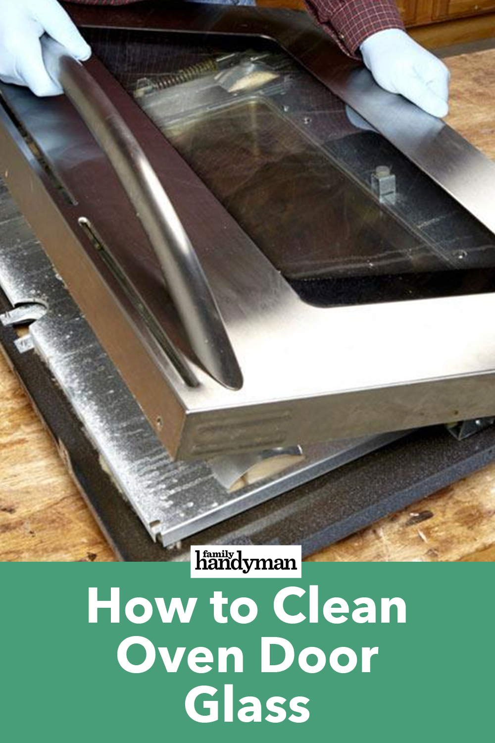 How to Clean Oven Door Glass | Oven cleaning, Clean oven ...