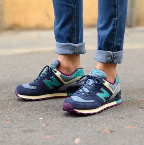 calzados de mujer new balance