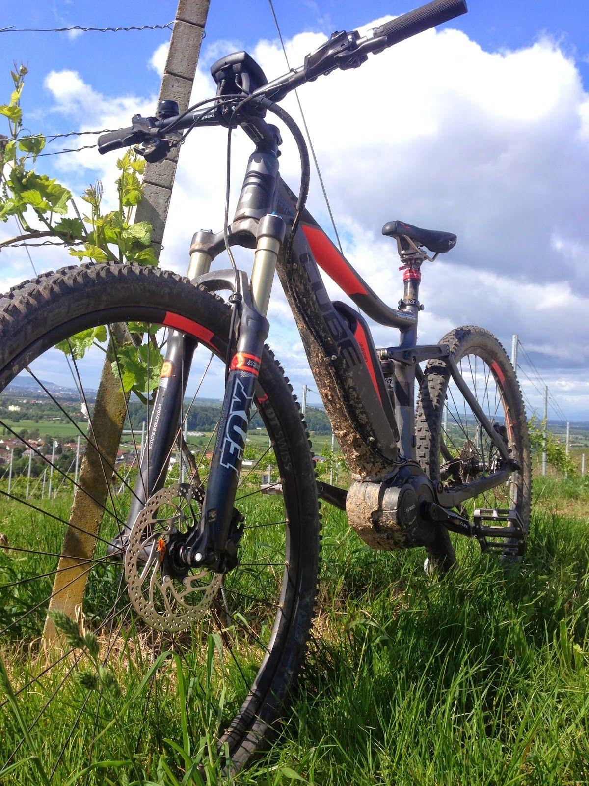 pedelec-biker.de: Dauertest: Cube Stereo Hybrid 120 Pro 29 - 500km (1)