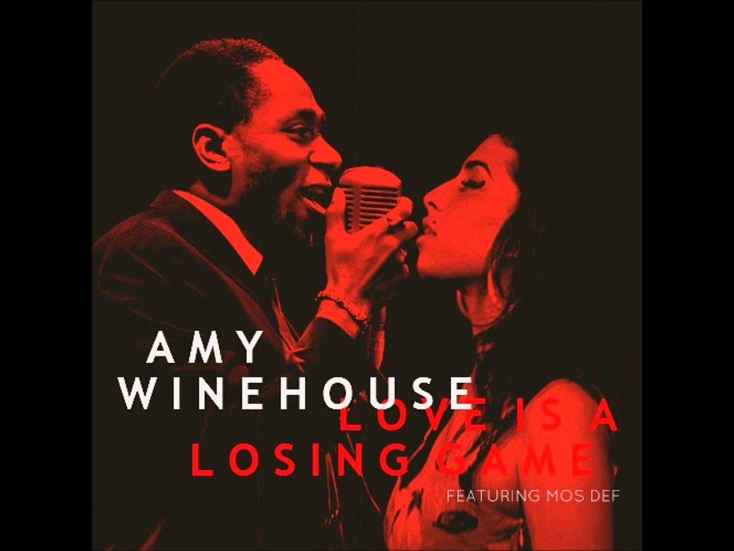 Love Is A Losing Game Amy Winehouse Feat Mos Def Live Amy Winehouse Winehouse Mos Def