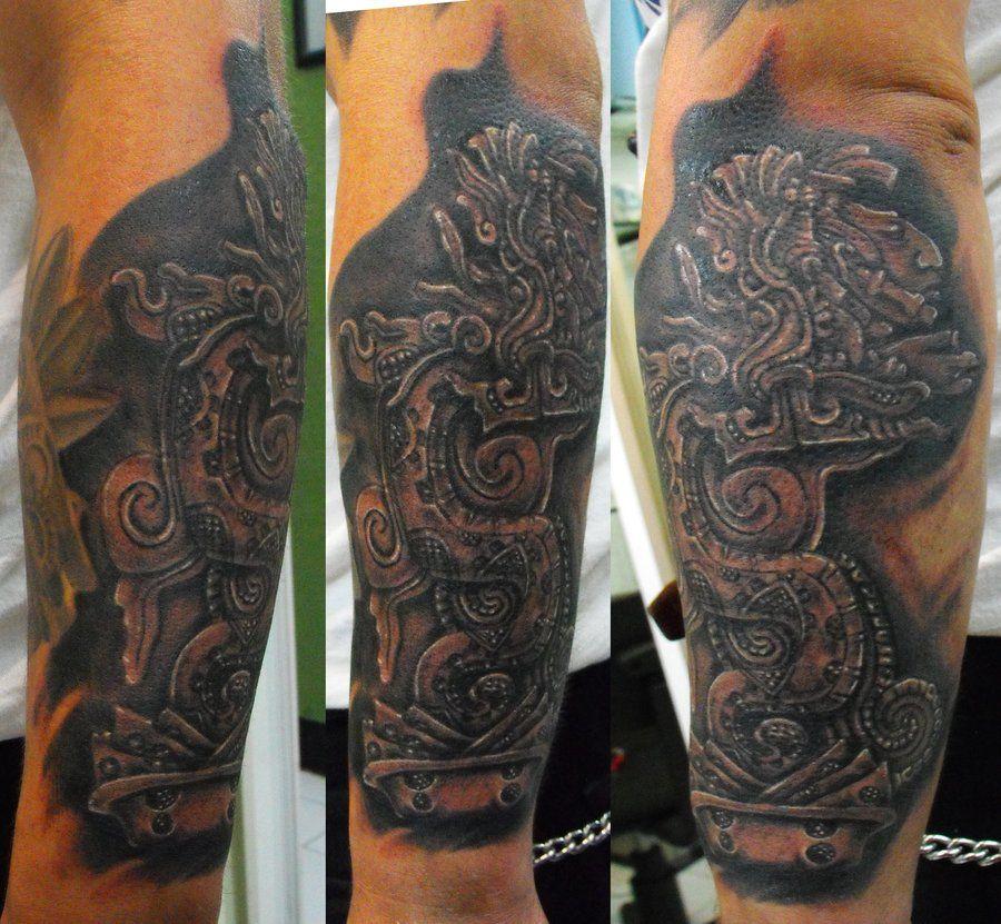 prehispanic mayan tattoo by odietattoo on deviantart tattoo magic pinterest mayan tattoos. Black Bedroom Furniture Sets. Home Design Ideas
