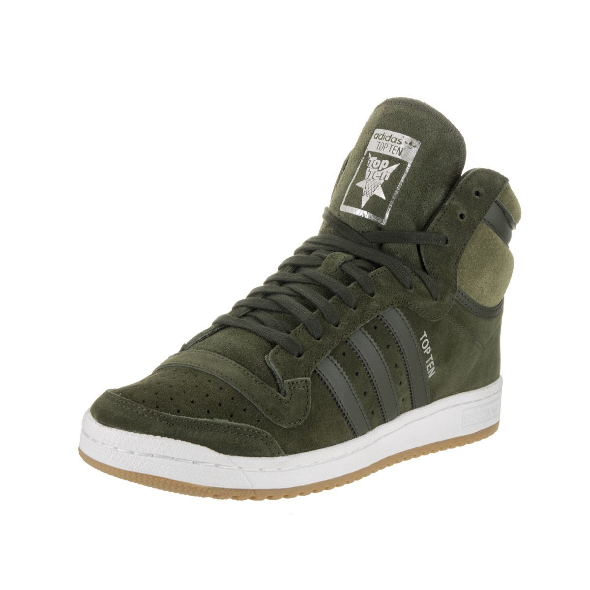 8bb2882a14 Accessorize a casual outfit with these Adidas men s shoes. These ...