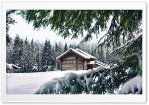 House In Winter Finland Wallpaper 4k Ultra Hd Wallpaper Christmas Desktop Christmas Wallpaper Free Winter Wallpaper