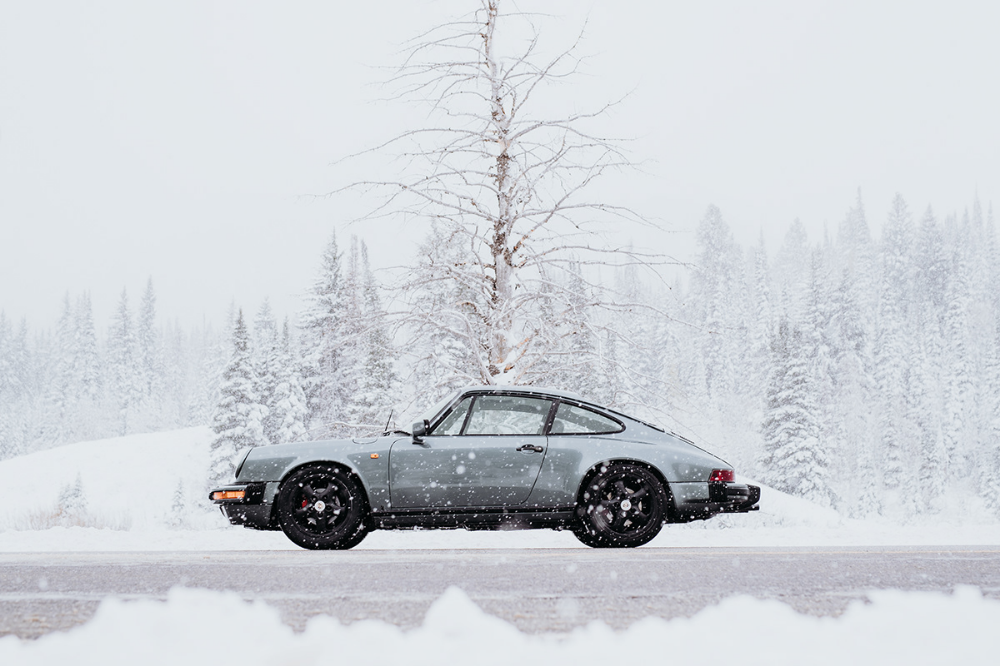 '83 PORSCHE CARRERA On Behance