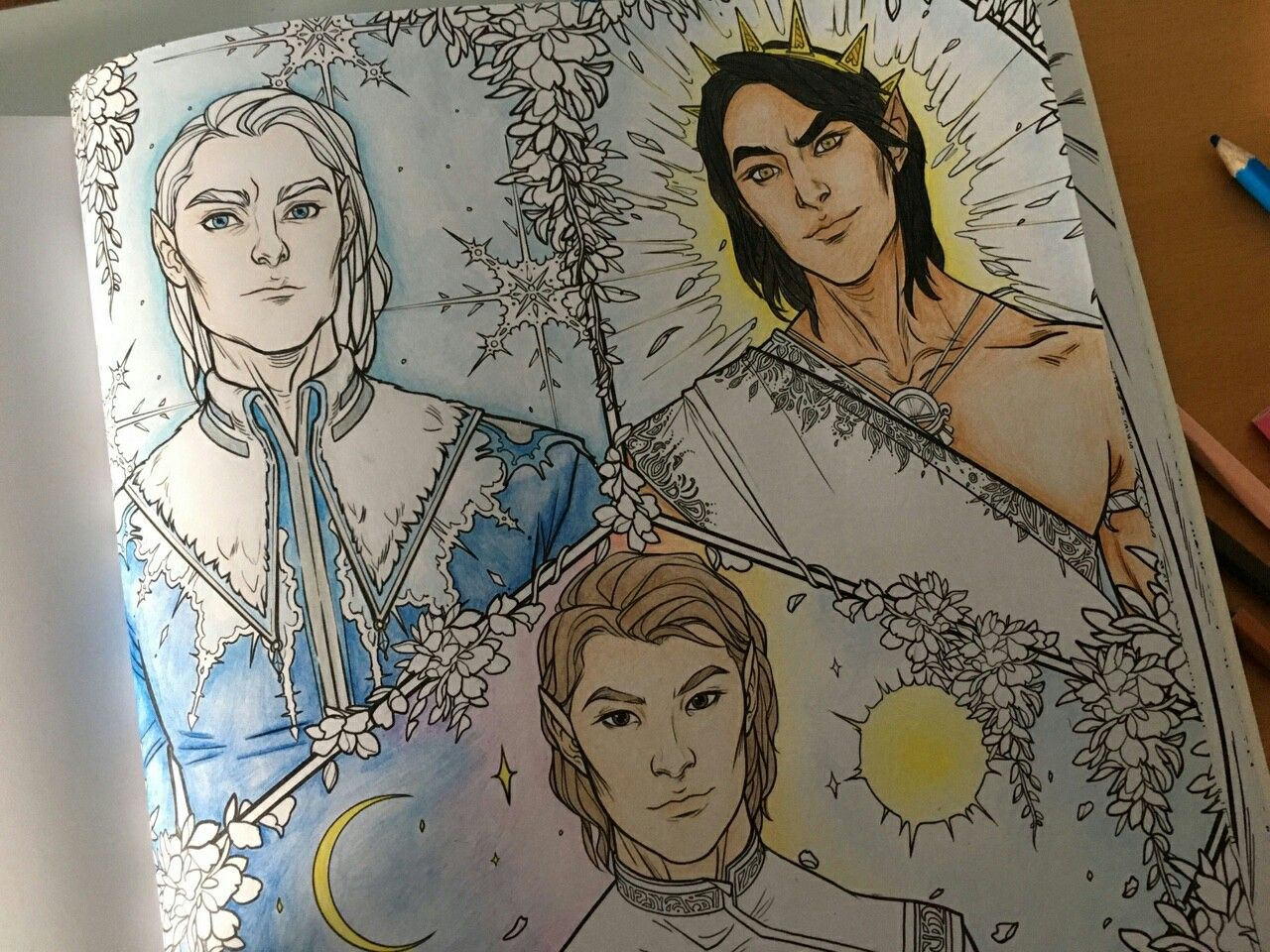 Kallias, Helion, and Thesan   A Court of Dreams and Nightmares ...