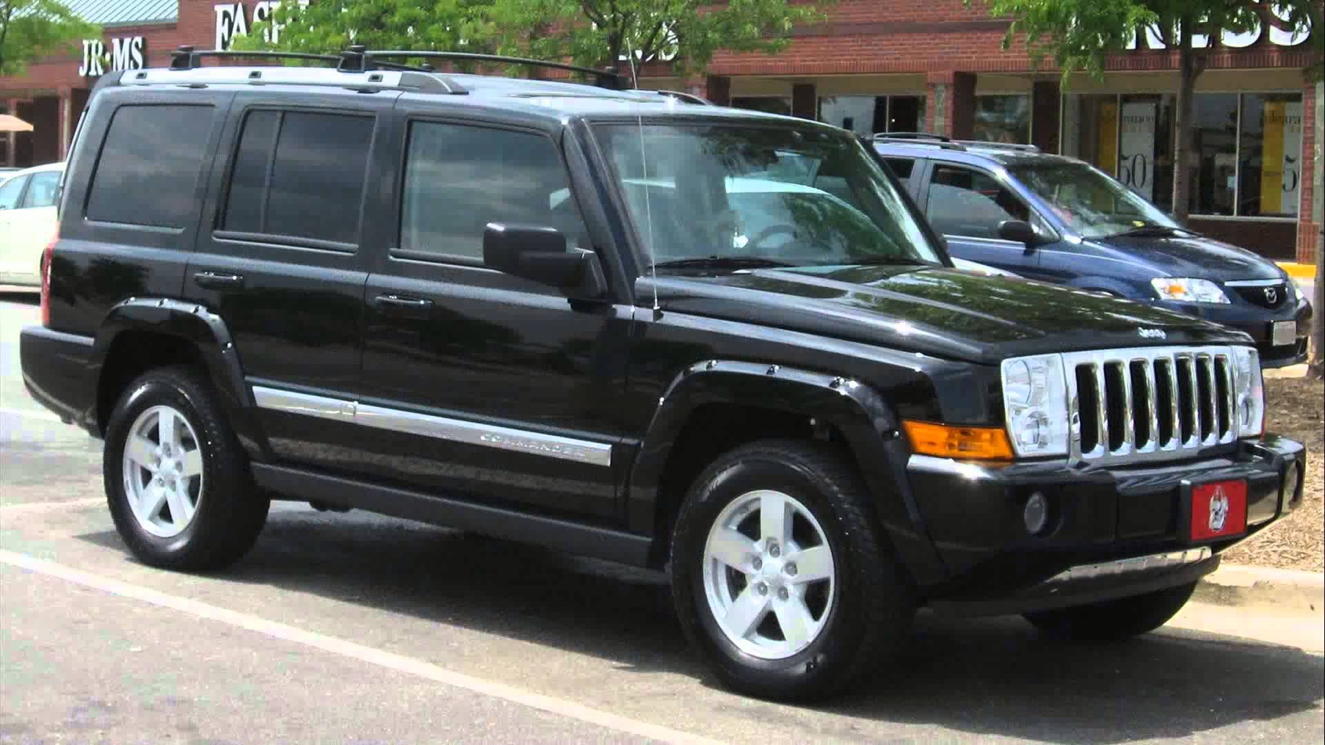 Awesome 2007 Jeep Commander Specs