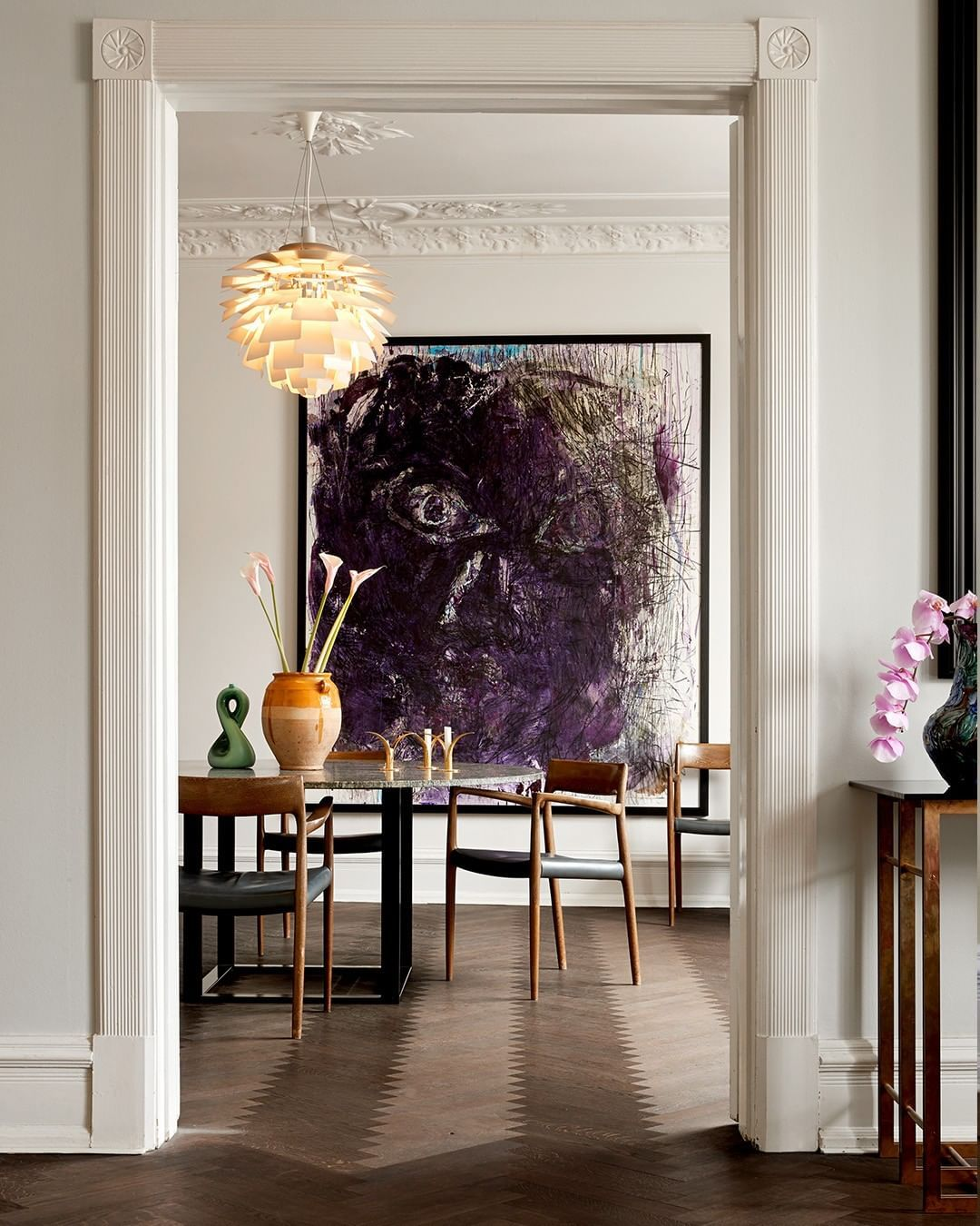 Where Will You Be Spending Your Friday Evening We Wouldn T Mind Spending It In This Amazing Apartment Ph Ar Home Decor Luxury Home Decor Interior Design