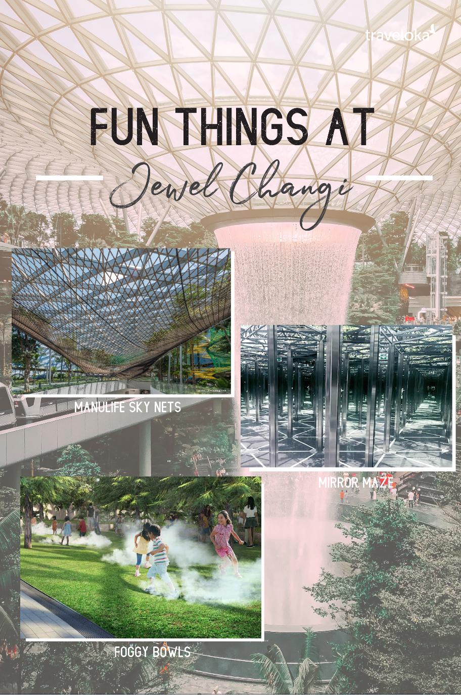 Where To Visit At Jewel Changi Di 2020 Hotel