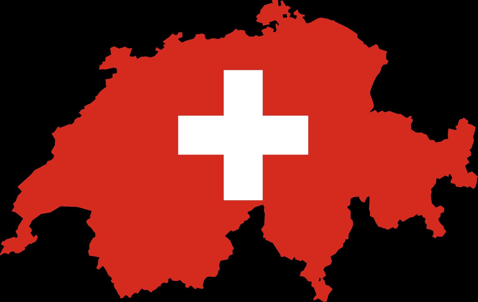 Switzerland Switzerland Flag World Thinking Day Swiss Flag