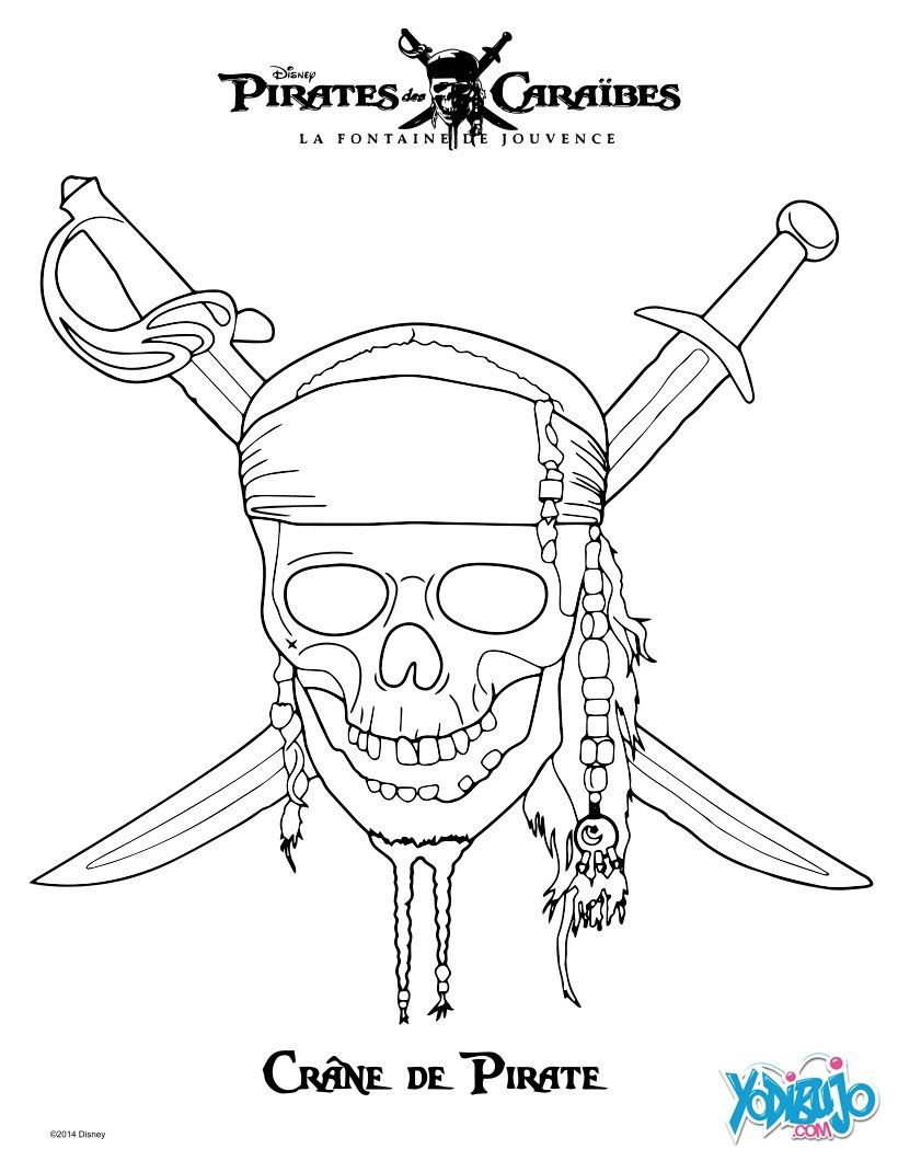 dibujo-para-colorear-piratas-del-caribe_ttq.jpg (820×1060) | desenho ...