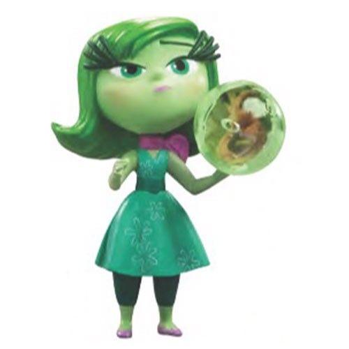 Pixar Inside Out Disgust Talking Action Figure Disney Store Disney