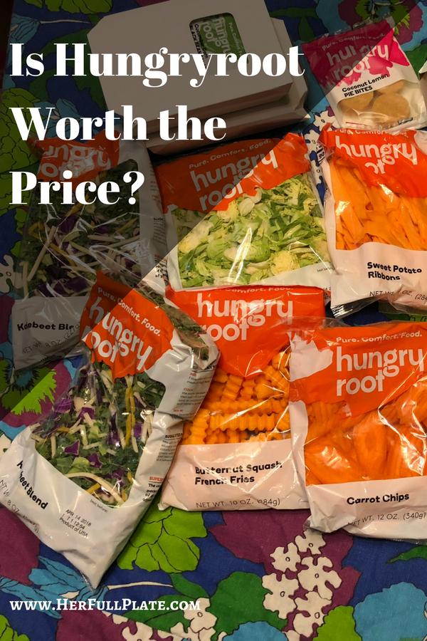 Is Hungryroot Worth the Money? | Gluten free meal delivery ...