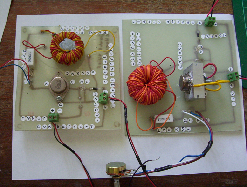 3 Best Led Joule Thief Circuits Working Details And Video Attached Ic Lm338 Application Explained In Simple Words Homemade Circuit Projects