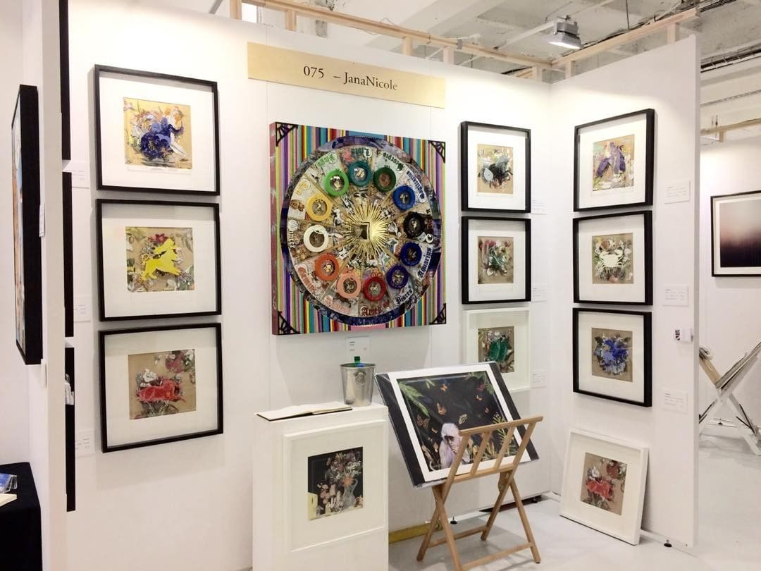 Jananicole On Instagram Saatchi Art Presents The Other Art Fair Victoria House London Faye Bridgwater Toaf In 2020 The Other Art Fair Art Fair Victoria House