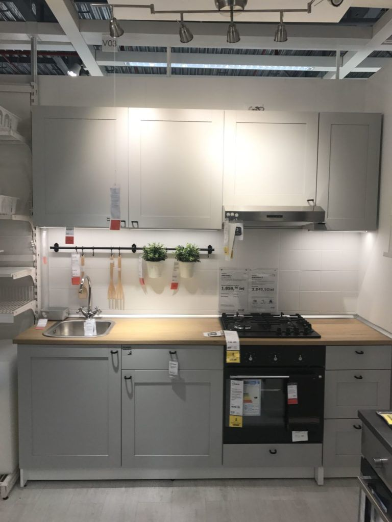Create A Stylish Space Starting With An Ikea Kitchen Design