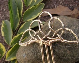Celtic Knot Hair Stick