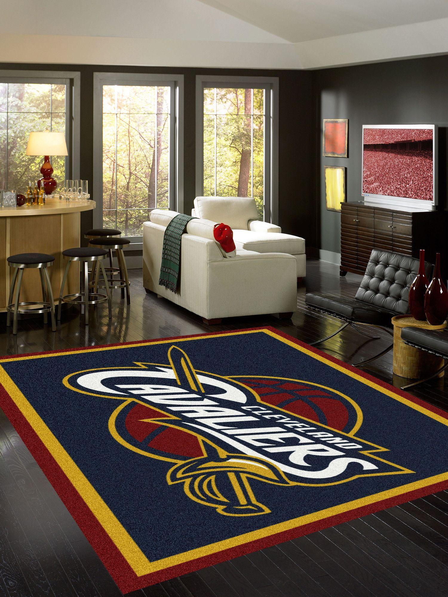 Cleveland Cavaliers Area Rug Kansas City
