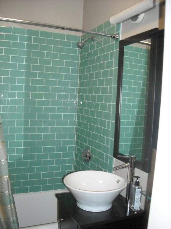 3x6 Subway Tile Backsplash