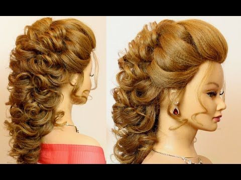 Youtube Hairstyles Prom Wedding Hairstyles For Long Medium Hair  Youtube  Hair