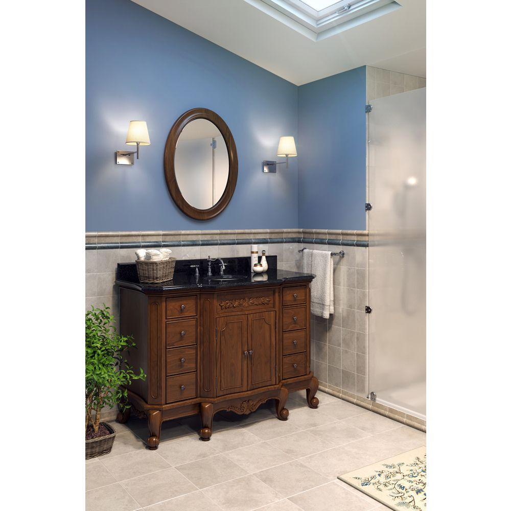 The Specialty Of In Stock Vanity Is That Pre Embled Cabinets Provide Virginia Have Same Look As Custom Made