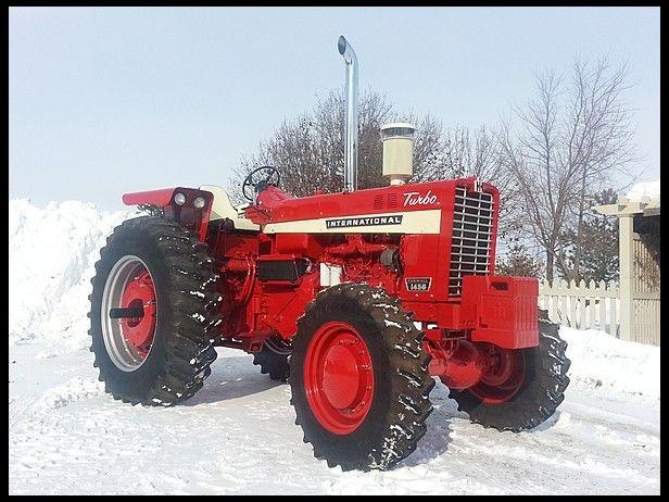 Ih 1456 Tractor : Farmall mfwa tractors pinterest tractor