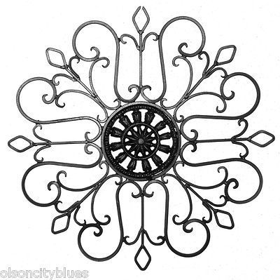 79 Best Images About Wrought Iron Medallions Wall Decor On