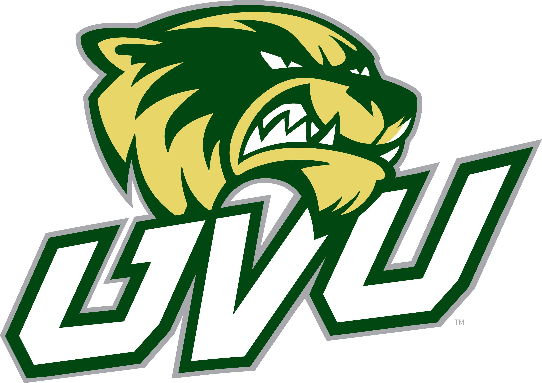 Utah Valley Wolverines Utah Valley University University Logo Utah [ jpg ]
