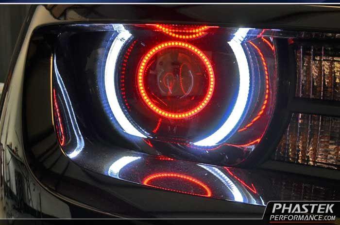 Demon Eye Halos By Phastek Oracle Fits All 2010 2015 Camaro Rs Models Camaro Rs Camaro Camaro Accessories