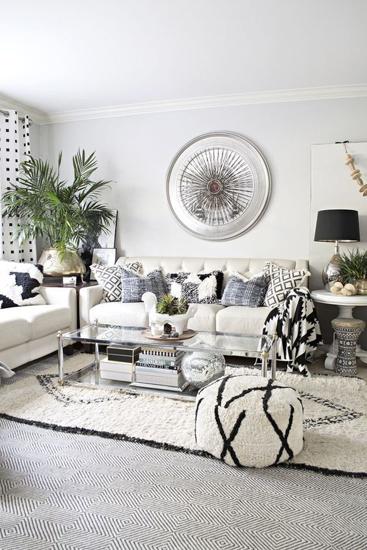 9 Tips for Styling Classy and Chic White Rooms | White rooms, Room ...