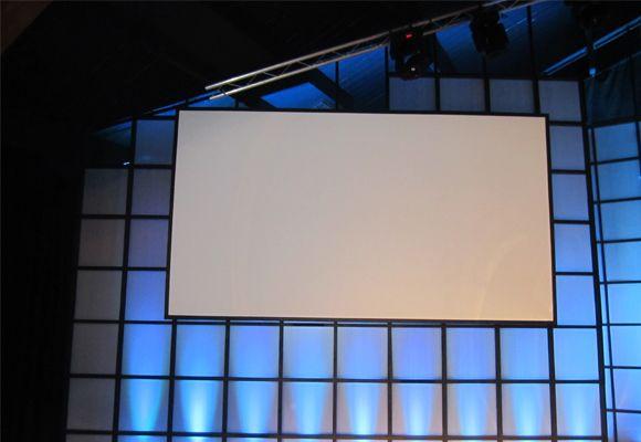 Diy Projection Screens Coroplast Option Set Design