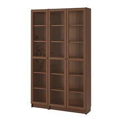 Australia Bookcase With Glass Doors Glass Door Ikea