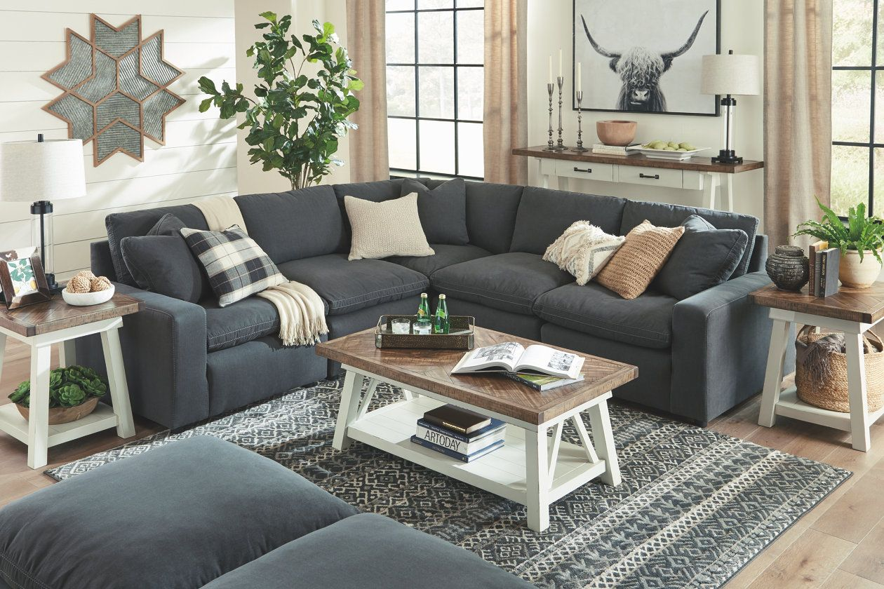 Savesto 5 Piece Sectional In 2019 New Space Furniture