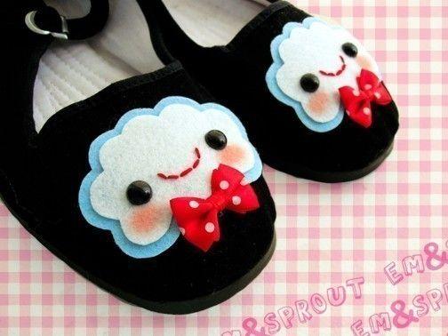 cloud shoes