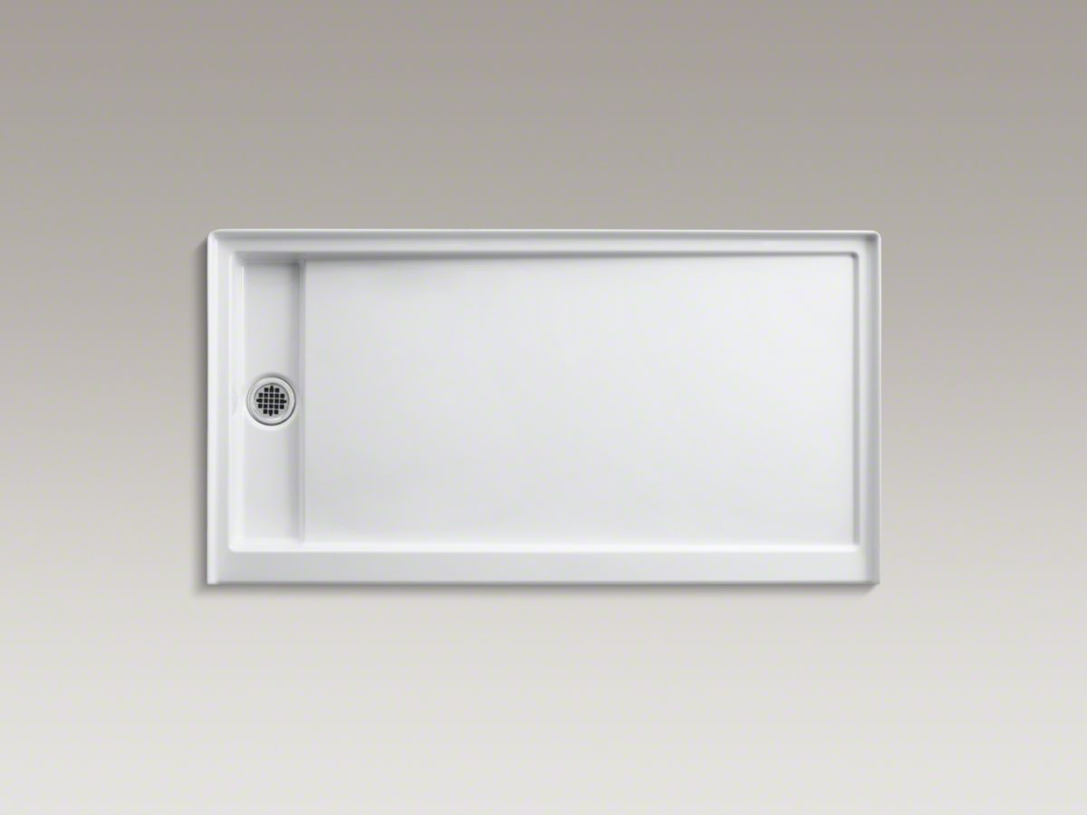 Kohler Groove Product Shower Base Acrylic Shower Base Kohler